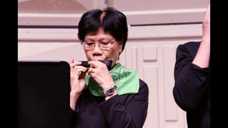 los duende彈唱天地音樂會2019信義金玲口琴隊 - 我只在乎你