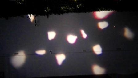 落英缤纷300 定焦70度 丹枫迎秋 广州朗文光电户外效果灯具