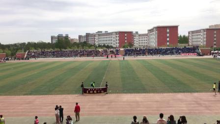 齐齐哈尔医学院基础医学院第三十一届团体操太极表演