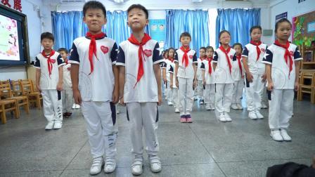 一(4)班下学期家长会之才艺展示-朗诵《我们长大了》