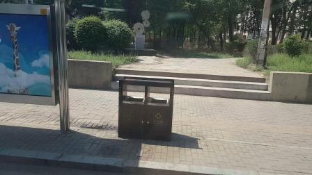 沈阳300路公交车~艳粉新村