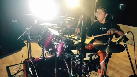 北京芸鼓堂学员刘泽滢架子鼓演奏《速度与激情》原声音乐