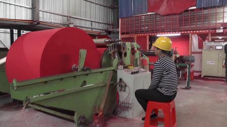 新型环保零排放燃气型YC系列造纸烘干生产线