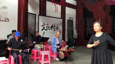 闽剧《白蛇传》选段,赵剑珍演唱,主胡陈德华,司鼓郑术竹。