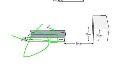 Ti桥架弯头制作与计算现场爬高计算实际应用