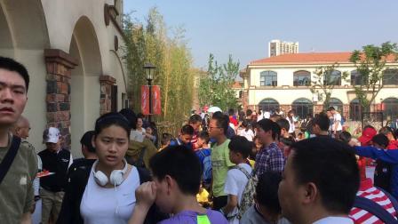 周末不学习之上海市青少年机械奥运活动2019
