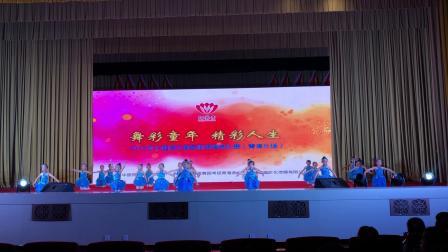 2019中国荷花舞蹈联盟舞蹈比赛(青海分场)乐都区博薇雅舞蹈培训学校一级三班参赛作品快乐的音乐课