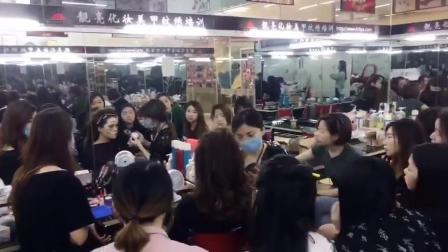 广州化妆学校选靓亮美业培训创业汇