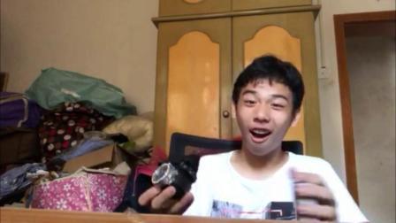 怪客的粉丝拆箱视频丨看看这位帅哥获得什么礼物丨生日礼物求三连∽