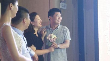 兄弟孙浩第一次结婚实况! 杨喆的视角拍摄!