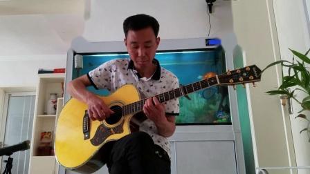 西游记插曲《女儿情》吉他独奏  董尚文