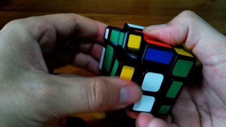 grigorusha Mixed Confusion Cube (DLP Printing)