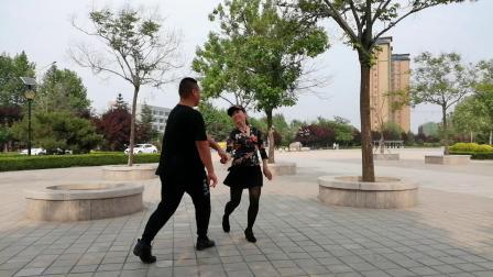 东营小胖与红玫瑰第九套北京水兵舞2019.5.19号