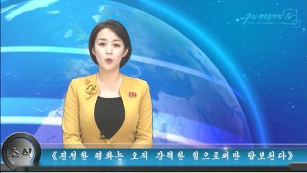 《진정한 평화는 오직 강력한 힘으로써만 담보된다》 -해외동포들의 반향- 외 1건