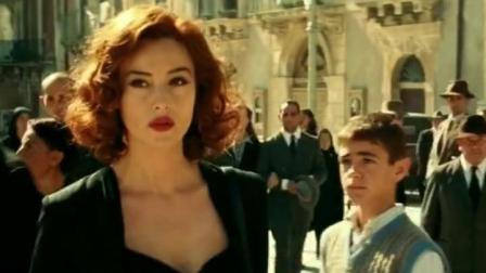 莫妮卡西西里岛美丽传说 最美又最悲惨的女人
