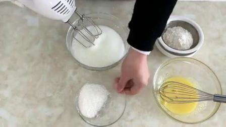 纸杯蛋糕的制作方法 蛋糕的做法大全视频 学做烤箱蛋糕