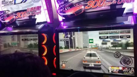 2019华立极速传说 湾岸5DX长沙城市英雄春天百货店预赛 C1