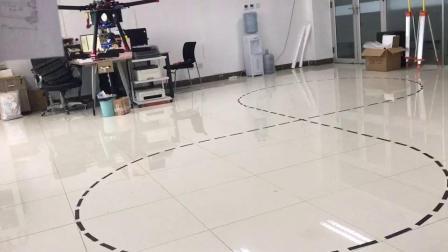 【中航恒拓】HT500视觉寻迹无人机 自主飞8字