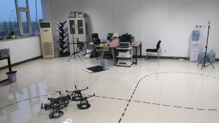 【中航恒拓】UWB室内定位自动航线飞行