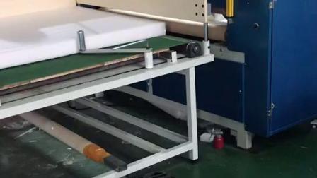 珍珠棉自动分切机 万川机械