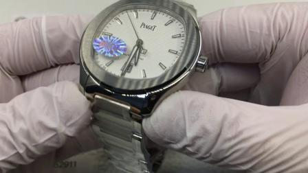 MKS厂伯爵PIAGET—POLO S系列枕型腕表,外观报告