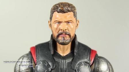 Marvel Select 雷神&格鲁特 Thor and Groot 复联3 MCEU