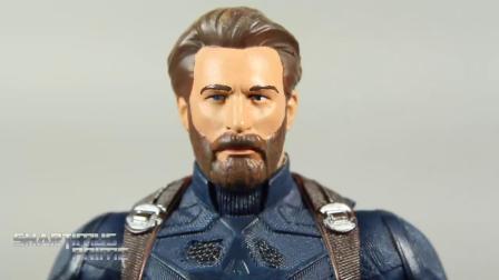 Marvel Select 美国队长 Captain America 复联3 MCEU