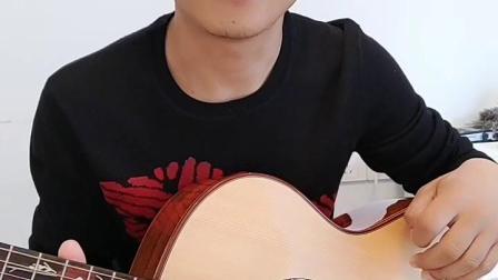《偏偏喜欢你》指弹吉他弹唱教学