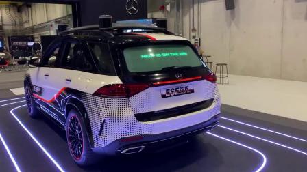 汽车安全风向标 梅赛德斯-奔驰发布ESF2019概念车