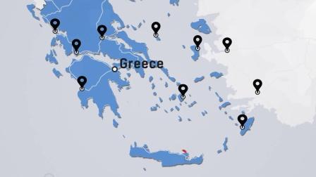 PR预设-地图路径箭头动画旅游图片地点展示工具包