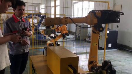 工业机器人示教编程 南京工业自动化培训