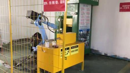 南京工业机器人培训  理论与实操现场教学
