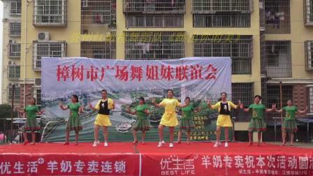 誉州红橄榄舞蹈队《跳出你的美》樟树市广场舞姐妹联谊会 2019年5月19日