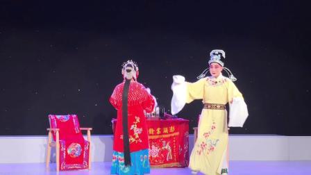 闽剧折子戏《杜十娘》选段,曹忆扮演杜十娘,张升营扮演李甲,主胡陈主桂,司鼓红正。