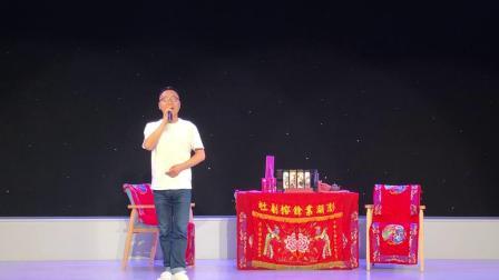 京剧《锁麟郎》选段,王振国演唱。