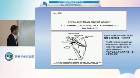 肩胛上神经前阻滞收肌管神经阻滞髋关节囊周神经阻滞-David B.Auyong