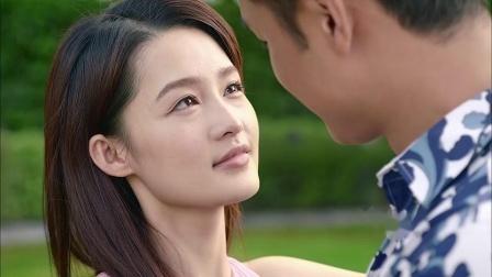 如果我爱你:帅哥美女花园里激情拥吻,不料却被美女的奶奶和未婚夫看到,情况不妙!