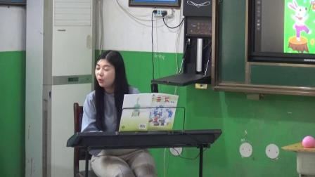 网红美女教师王夏青-二年级音乐课小红帽