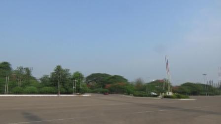 老挝首都万象人民广场