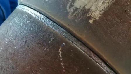 熊谷管道自动焊机6G位置的管道焊接