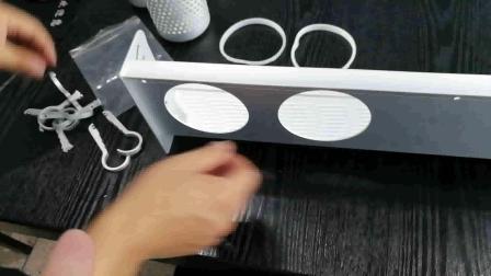 OPPLE卫浴-厨房挂件安装视频