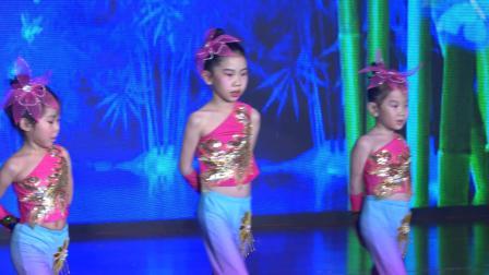 【艾莎同学】中国舞《五彩梦》舞台展示,你见过吗?