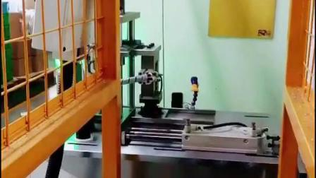 在线测量仪—配套机械手