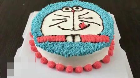 手工制作蛋糕 蛋糕烘焙学校 蛋糕制作方法大全