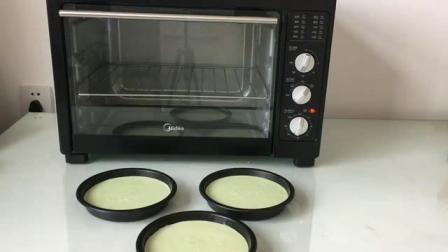脆皮大泡芙的做法 自己做生日蛋糕的做法 戚风蛋糕的做法