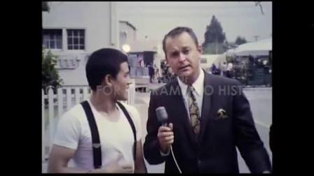 Bruce Lee rare Harry Martin interview