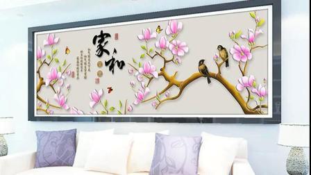 万隆鑫源钻石画高收入的加盟项目 万隆鑫源知名的品牌
