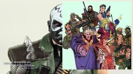 Marvel Legends 骷髅破坏者 Skullbuster 2019 X-Men Caliban BAF Wave