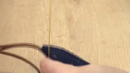 DIY手作圆香囊视频