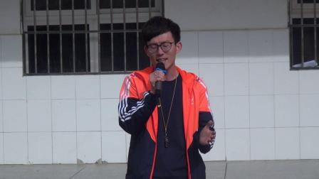 《情人》志丹县吴堡小学教师:贺树信演唱  拍摄-白玉安